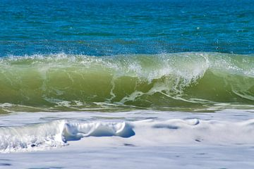 Nordsee Welle von Kirsten Warner