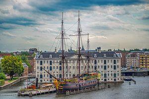 Amsterdam van Richard Marks