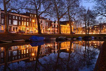 Tolsteegsingel in Utrecht van Donker Utrecht