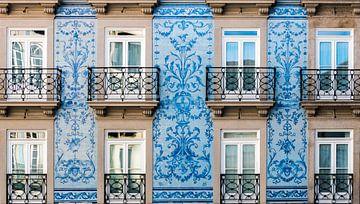 Azulejo von Marloes van Mourik