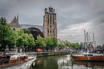 Große Kirche von Dordrecht von Elbertsen Fotografie