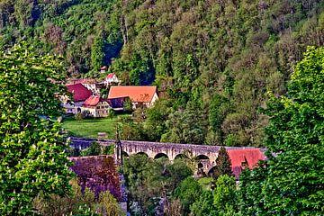 Brücke Rothenburg ob der Tauber von Roith Fotografie