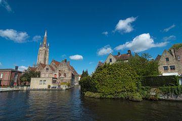 Sint Jan in Brugge van Patrick Verhoef