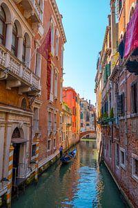 Kleurrijk Venetie van
