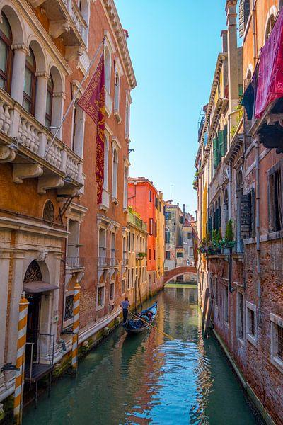 Kleurrijk Venetie van Jelmer van Koert
