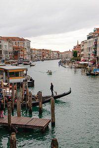 Grand Canal of Venice van Pim Duteweert