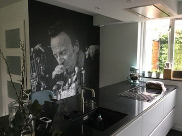 Klantfoto: Bruce Springsteen & the E Street Band  van Shui Fan
