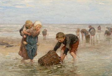 Die Garnelen der Fischerkinder, Bernardus Johannes Blommers von