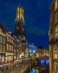 Utrecht - Dom Stadhuisbrug