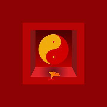 Feng Shui III JM0312 van Johannes Murat