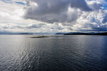 Fjord van Noorwegen von Remco de Zwijger