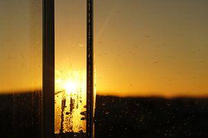 Sunset in Athens.  von