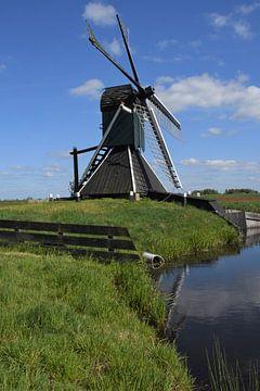 Windmolen Koopmansmolen van Klaas Leguit