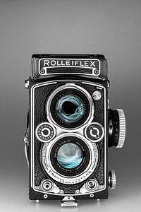 Rolleiflex Twin Lens van Marieke de Jong