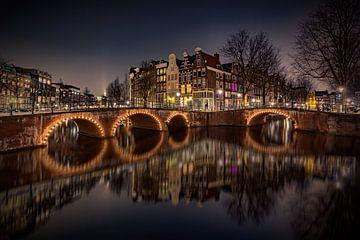Quellijnbridge Amsterdam sur Michael van der Burg