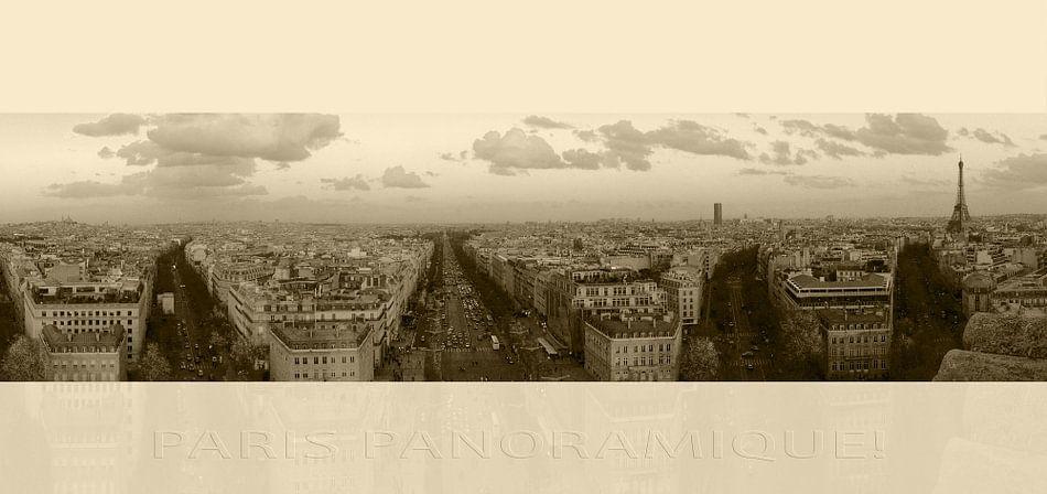 Paris Panoramique! part deux