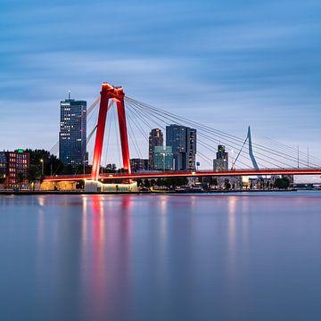 Bruggen van Rotterdam van Jeroen Kleiberg