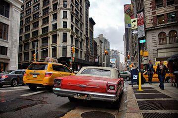 Streets of New York van Tineke Visscher
