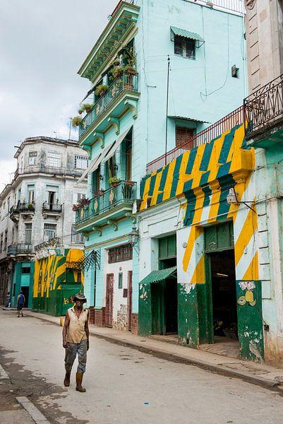 Straten van Cuba van Barbara Koppe