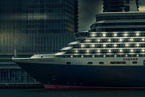Queen Elizabeth cruise schip
