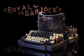 Schreibmaschine Royal Barlock sur Ingo Rasch