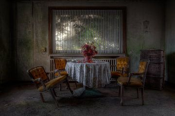 Romantisch tafeltje van Steve Mestdagh