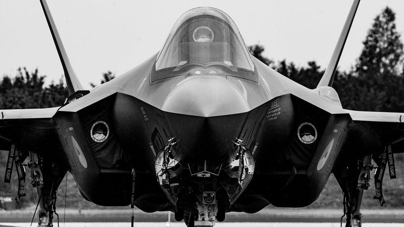 F-35 Lightning  II Koninklijke Luchtmacht van Robbert De Reus