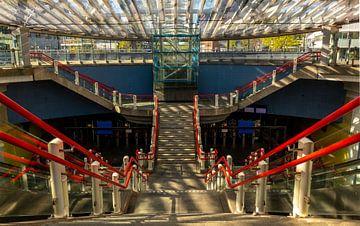 Station Blaak van MK Audio Video Fotografie