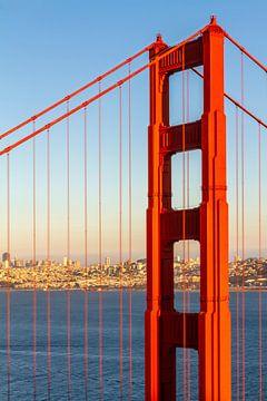 SAN FRANCISCO Golden Gate Bridge sur Melanie Viola