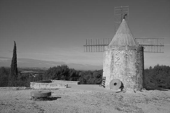 Le moulin de Daudet van gerald chapert