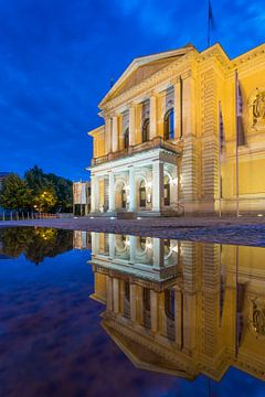 L'opéra dans le miroir sur Martin Wasilewski