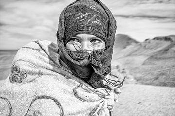 Berber Woman van Eric Verdaasdonk