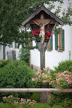 Kreuz in Eschenlohe von Andreas Müller