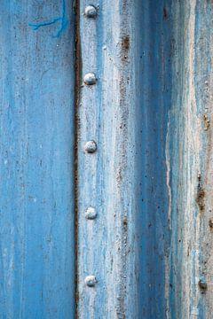 Dromen in blauw van Elisabeth de Boer