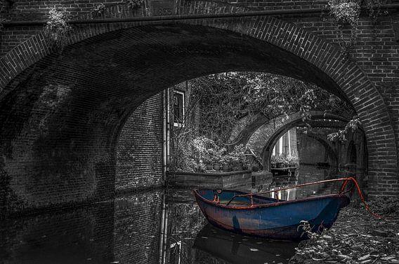 het oude bootje van Robin Pics (verliefd op Utrecht)