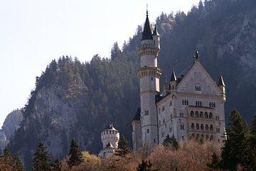 Schloss Neuschwanstein sur Gert-Jan Siesling