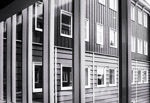 Lijnenspel gebouwen, buildings van