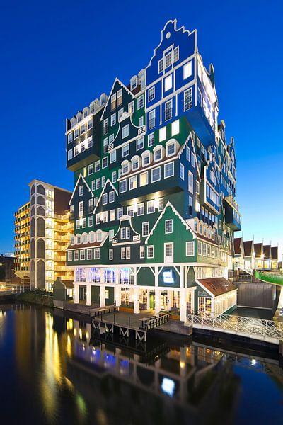 Inntel Hotel Zaandam van Anton de Zeeuw