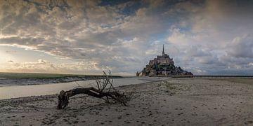 Mont Saint Michel  van Toon van den Einde