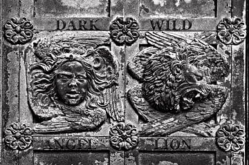 ANGEL and LION sur Silva Wischeropp