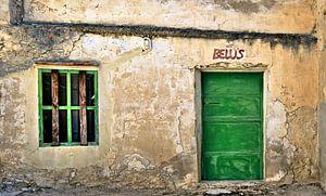 Deur en raam: Villa Belus