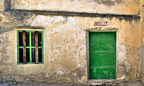 Deur en raam: Villa Belus van