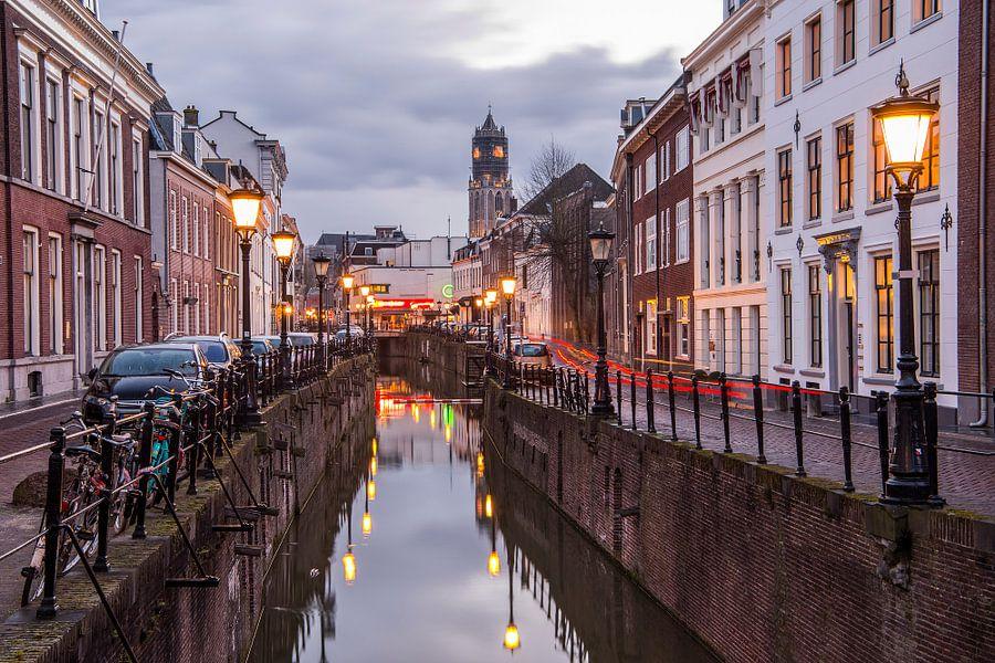 Plompetorengracht in Utrecht van De Utrechtse Internet Courant (DUIC)