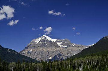 Mount Robson Canada von Jurgen Hermse