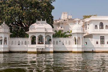 Udaipur: Lake Pichola van Maarten Verhees