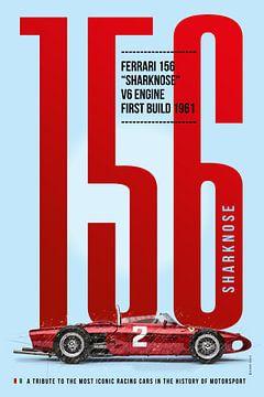 Ferrari 156 F1, Sharknose van Theodor Decker