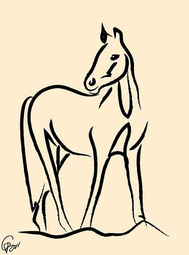 Paard Grace