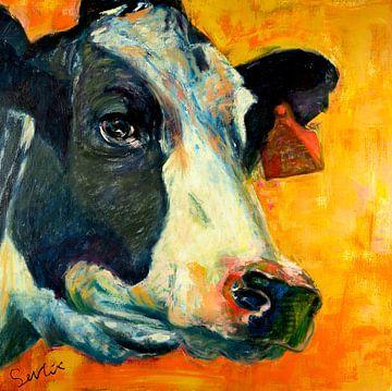 Portrait de vache VI