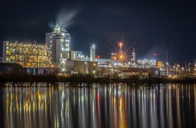 Chemiepark Delfzijl van Wil de Boer