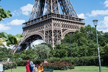 Romantic visit to Paris van Michel de Jonge